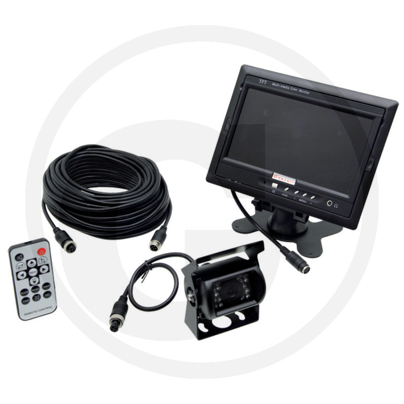Reversing Camera System