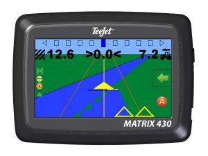 TeeJet Matrix 430 available from Ridgeway Sprayers