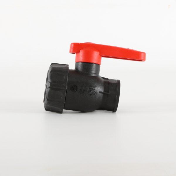 2 way manual ball valve from Ridgeway Sprayers
