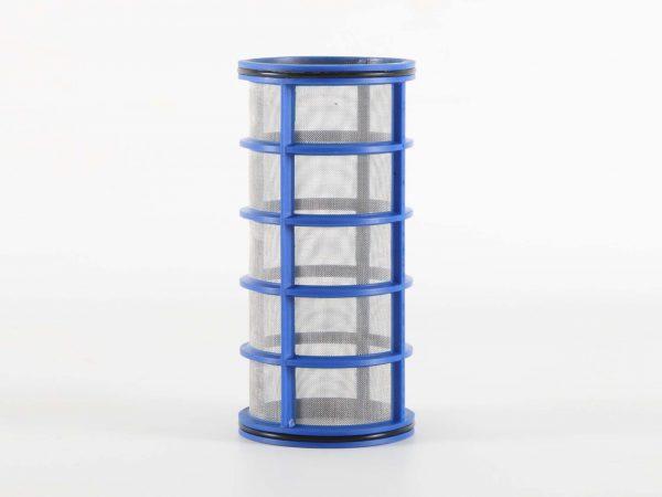 """Blue 1.5"""" Filter Element Short from Ridgeway Sprayers"""