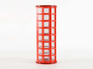 "Red 2"" Filter Element Long from Ridgeway Sprayers"