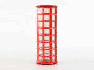 "Red 2"" Filter Element Long from Ridgeway Sprayers"