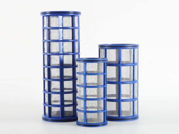 Blue Filter Elements from Ridgeway Sprayers
