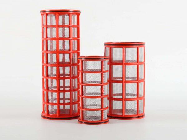 Red Filter Elements from Ridgeway Sprayers