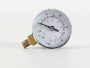 "Ramsay Pressure Gauge 1/8"" available at Ridgeway Sprayers"