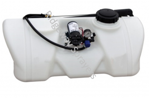 60 Litre Pro Series Spot Sprayer with 8.3lt/min Pump