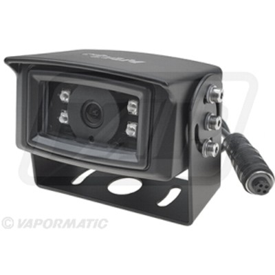120° View Wired Camera - 4 LED's
