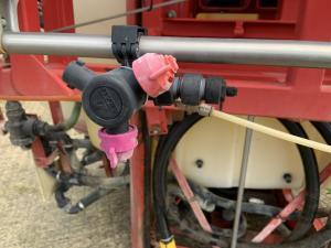 Ridgeway Sprayers | Used Bargam 1000lt 24mt Mounted Sprayer