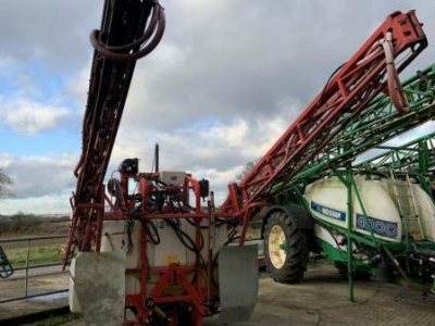 Bargam 1000lt 24mt Mounted Sprayer