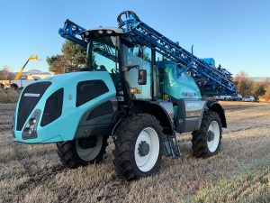 Ridgeway Sprayers | The Berthoud Raptor Sprayer