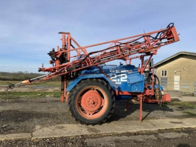 Gem Selftrak 2200lt 21mt Trailer Sprayer