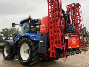 Ridgeway Sprayers | New Vicon iXter B 1800lt 24mt Mounted Trailer
