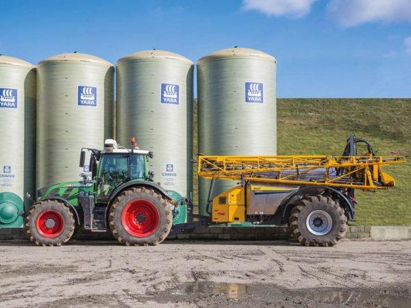 Ridgeway Sprayers | The Chafer 'Guardian' Trailed Crop Sprayer