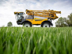 Ridgeway Sprayers | The Defender Self Propelled Crop Sprayer