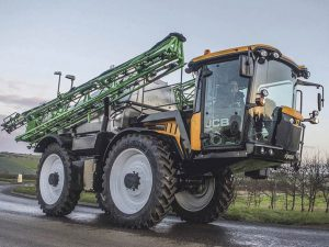 Ridgeway Sprayers | The Knight Forward Control Fastrac Sprayer