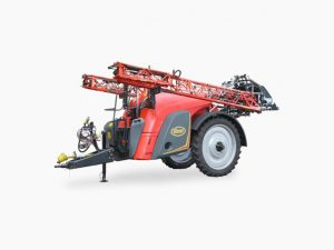 Ridgeway Sprayers | Vicon iXtrack T Series mounted trailer