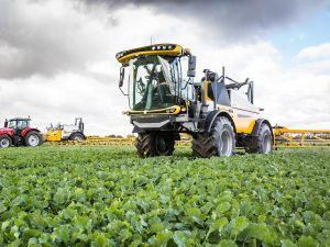 Ridgeway Sprayers | The Interceptor Self Propelled Crop Sprayer