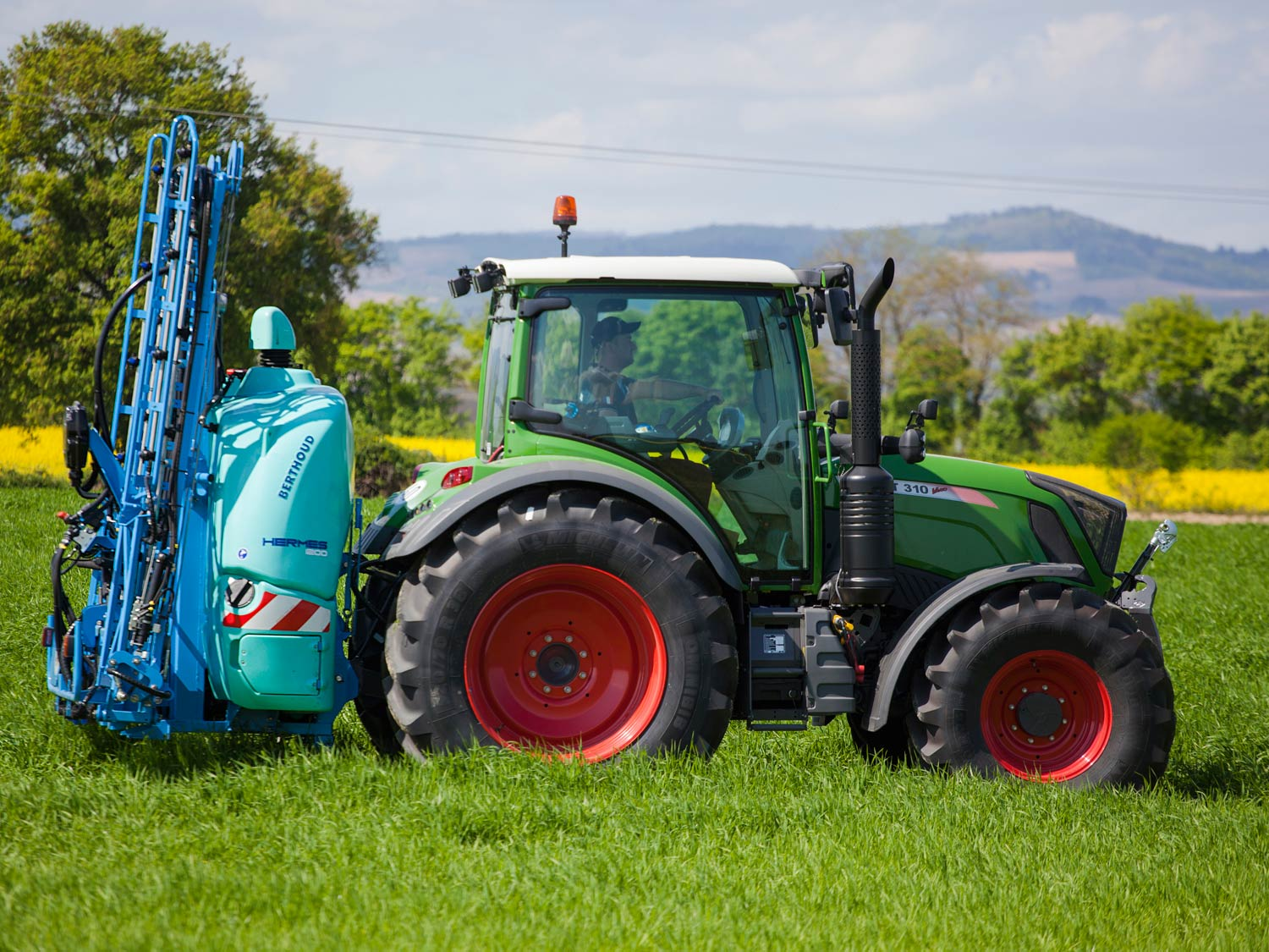 Quality Berthoud Sprayers available from Ridgeway Sprayers