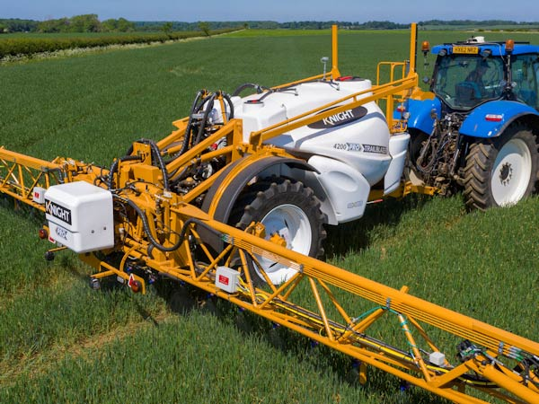 Knight Sprayers | Available from Ridgeway Sprayers online store