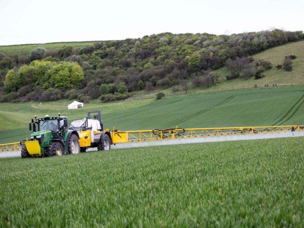 Ridgeway Sprayers | The Sentry Trailed Crop Sprayer