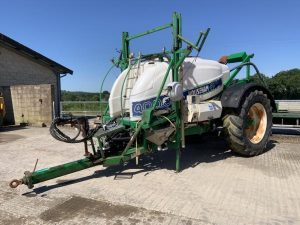 4000lt Bowser/Mixer Tank for sale