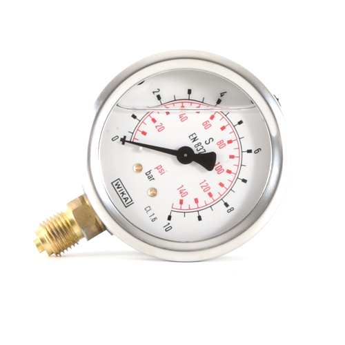 Pressure Gauges available at Ridgeway Sprayers